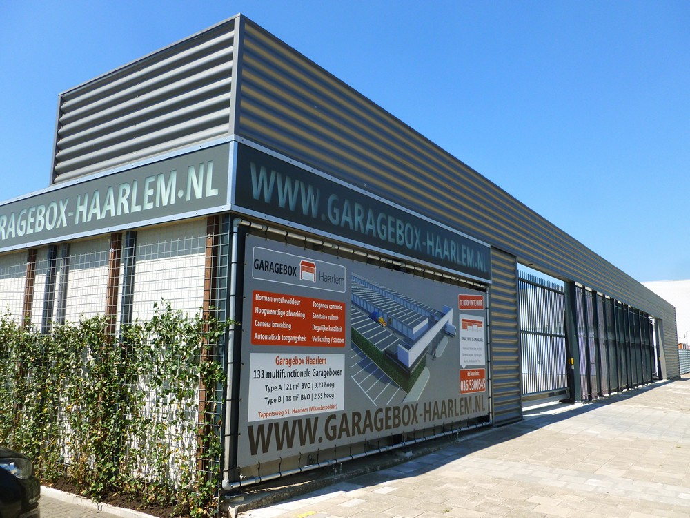Particulier garagebox haarlem for Location box garage particulier